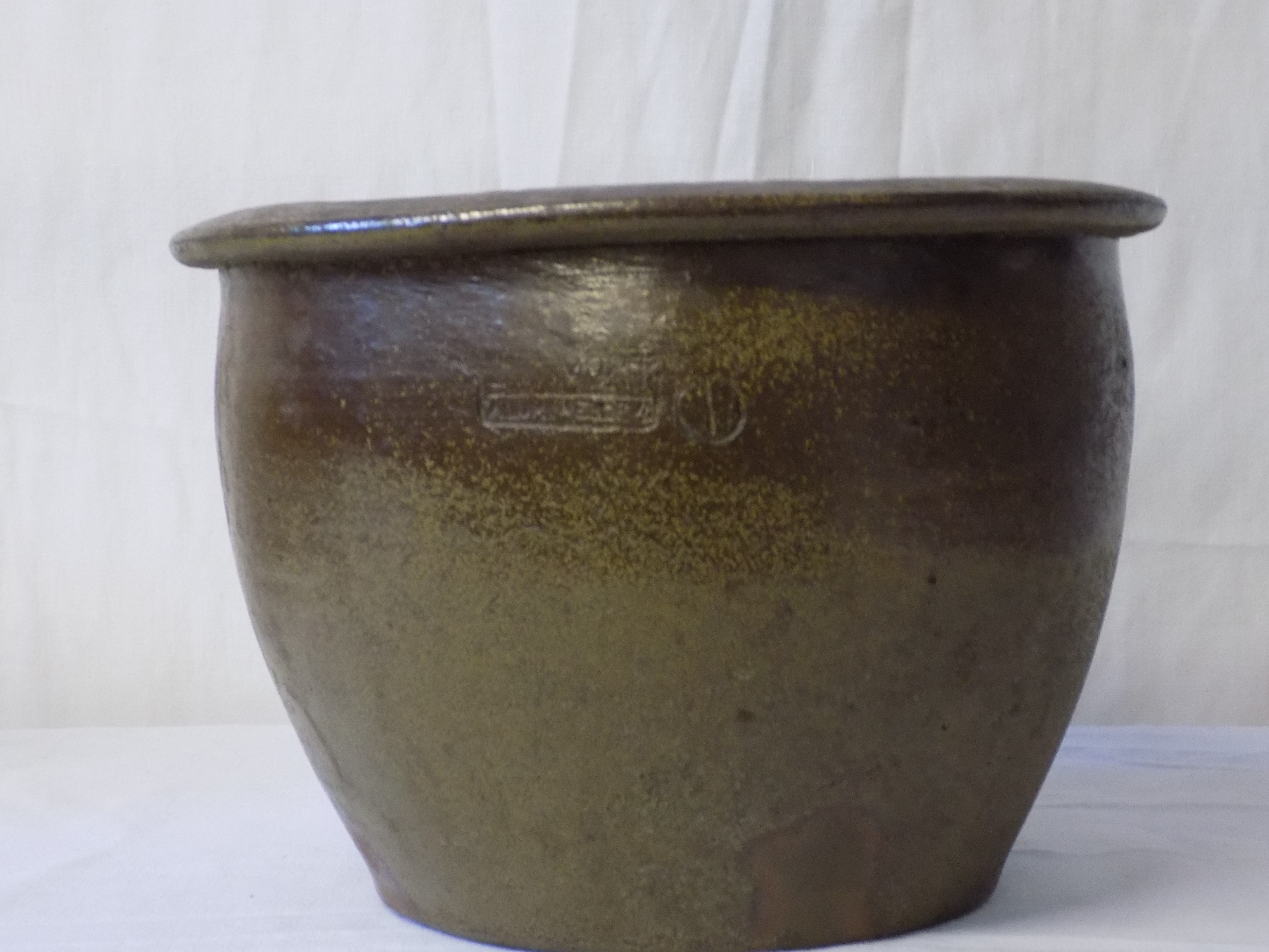19th Century Mort Bowl